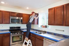 The Most Important Step When Painting Your Kitchen Cabinets — Paint Project