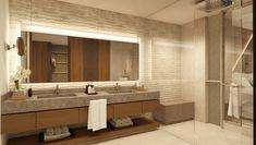 Serenity Club bathroom- Haven Riviera Cancun - Chic Resort in Cancun, Mexico