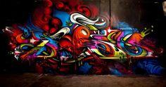 Graffitis Varios
