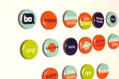 be badges