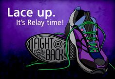 It's time to lace up  fight back!! Relay For Life of Rancho Murieta July 27-28th 2014. Please Join to walk for cancer.