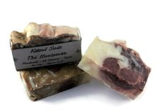 The Huntsman Soap, Masculine Bar Soap, Manly Soap, Rustic Soap, Vegan Soap, Handmade Soap, Olive Oil Soap, Natural Soap - pinned by pin4etsy.com