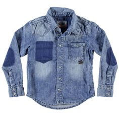 Vingino jeans overhemd BOY