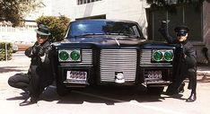 Green+Hornet+Car+1966 | Green Hornet TV Series featuring a 1966 Imperial - BlackBeauty