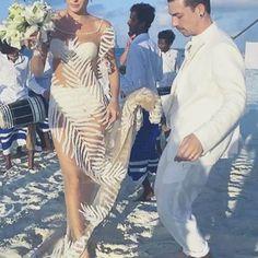 Casamento de celebridades | Isabeli Fontana e Di Ferrero | Revista iCasei
