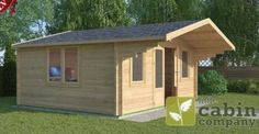 Tiny homes and cottages are gaining in popularity. Some people want to down-size and de-clutter, whi ...