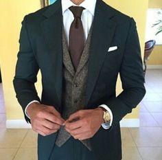 Nice suit combo