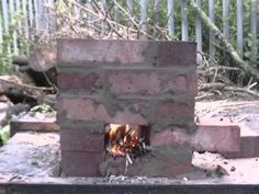 ▶ Rocket Stove & Dutch oven cooking - YouTube