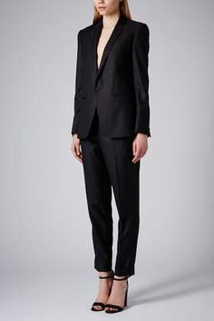 Modern Tailoring Tailored Suit Blazer