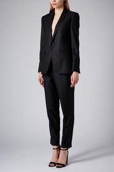 Modern Tailoring Tailored Suit Blazer
