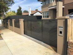 Notbrick system a modular wall fence