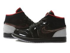 Air Jordan 1 Retro Phat 20 Black Varsity Red Stealth