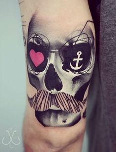 Tattoo done by Timur Lysenko.... - THIEVING GENIUS