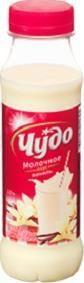 Коктейль Чудо молочный ваниль 2%  — 38р. ----------------------- Чудо молочное коктейль стерилизованный с ароматом ванили.