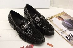 Find More Oxfords Information about Luxury Brand Men's Office&Career Loafers Shoes New Fashion Cow Muscle Charm Creepers Leisure Moccasins Casual Dress Shoes 2015,High Quality shoe,China shoe station shoes Suppliers, Cheap shoe gallery shoes from Go Home with Happiness on Aliexpress.com