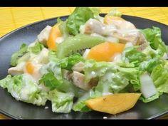 Ensalada de Kiwi   Y Ahora Qué Cocino?