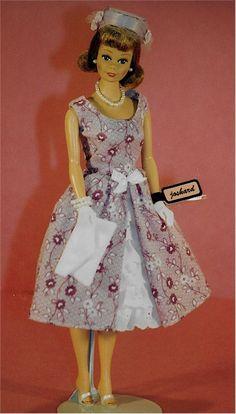 Joshard OOAK make over reproduction Midge doll classic 60's look AFKA Joshard Jeff Bouchard