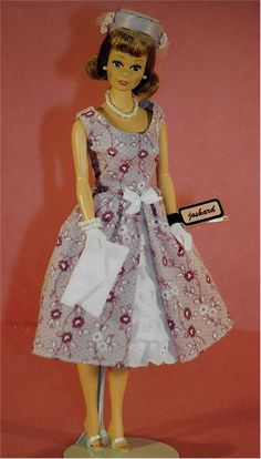 Joshard OOAK make over reproduction Midge doll  classic 60's look AFKA Joshard Jeff Bouchard
