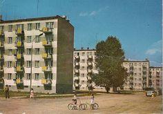 Pocztówkowe podróże po Polsce: STALOWA WOLA