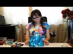 КУКЛЫ ШКАТУЛКИ ИЗ БАРБИ! Как сшить платья Барби и одежду для кукол, сделать шкатулку своими руками - YouTube