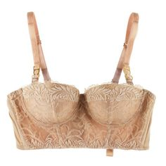 4c0d318fc3d58 Buy Stella McCartney luxury lingerie - Stella McCartney Maria Bouncing  Bustier Bra