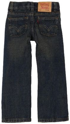 Levi's Boys 2-7 Relaxed Straight Slim Fit Jean $21.99