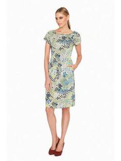 James Lakeland Pockets Print Dress, NOW £85