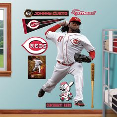 Johnny Cueto, Cincinnati Reds Get this for me now!
