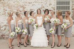 Bridesmaid dresses??