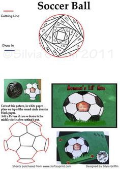 Soccer Ball on Craftsuprint - View Now!