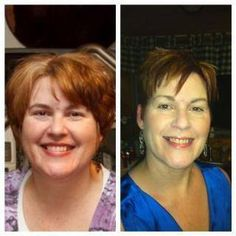 Becky says This is me plain and simple. Before Skinny Fiber and 10 months later.   In this last year, I have learnt so many things. 1) To throw out that mean lying scale (it never tells you the full truth), 2) pay attention to my body and h... See More