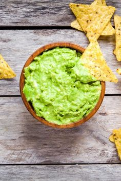The Guacamole Recipe To End All Guacs