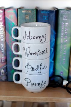 This mug set. | 33 Harry Potter Gifts Only A True Fan Will Appreciate