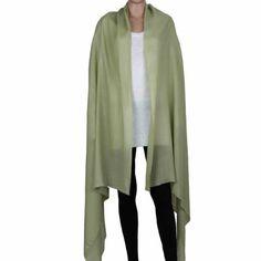 Shawls and Wraps Green Scarf Woolen Accessories for Women India Clothes ShalinIndia, http://www.amazon.com/dp/B009CNRD88/ref=cm_sw_r_pi_dp_QgKGqb0AKCF9Q