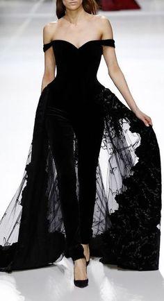 All black ~ Galia Lahav