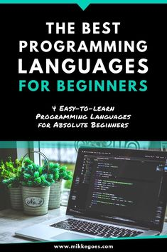 If you're new to programming and web development, which programming language should you learn? Use this quick guide to figure out the right tools for you to learn first. These 4 powerful languages are perfect for beginners: they're easy to learn and valuable skills to have in your portfolio if you want to start a back-end or front end web developer career - or even your own freelancing business. #mikkegoes #webdevelopment #coding #programming #learntocode #webdeveloper #technology #tech…