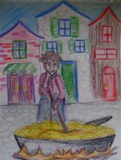 An original Christmas story...Fernando and How to Make Crumbs - Midwesterner Abroad