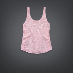 Lace Sleep Tank | GillyHicks.com