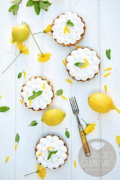Espacio Culinario: Pie de Limón y Yogurt