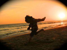 Huntington Beach, California ... Sunset