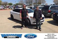 Happy Anniversary to Fransico on your #Ford #Fusion from Justin Bowers at Waxahachie Ford!  https://deliverymaxx.com/DealerReviews.aspx?DealerCode=E749  #Anniversary #WaxahachieFord