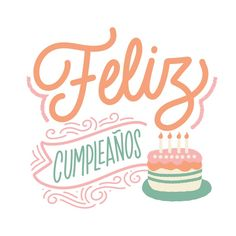 Happy Birthday In Spanish, Happy Birthday Art, 18th Birthday Cards, Birthday Letters, Colorful Birthday, Birthday Gifts For Best Friend, Happy Birthday Banners, Birthday Images, Birthday Wishes