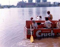 Raft Races, Tulsa, ok