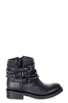 ASH - LOW BOOTS - 240730 - BLACK http://www.commetoi.it/eshop/index.php?id_lang=8