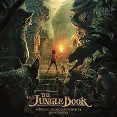 The Jungle Book (Original Motion Picture Soundtrack)  #thejunglebook #disney #giftideas #disneygiftideas #soundtrack