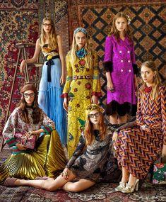 Harper's Bazaar US September 2015, Avery Blanchard、Elizabeth Davison、Emma Surmon、Lia Pavlova、Madison Stubbington、Madison Whittaker
