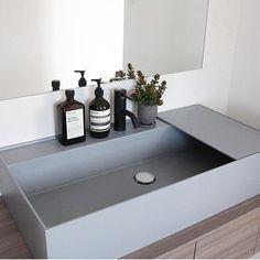 #オルロノフ #洗面ボウル #洗面 #サンワカンパニー Restroom Design, New House Plans, Washroom, Shops, Ideal Home, Sink, Laundry, New Homes, House Design