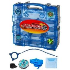Store Your Beyblade Tops And Parts In One Place! - BEYBLADE METAL MASTERS BEYLOCKER - List price: $90.99 Price: $79.92