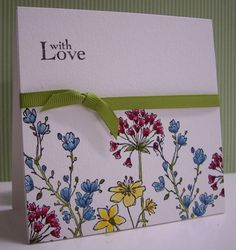 Simply Soft with Love by Loll Thompson - Cards and Paper Crafts at Splitcoaststampers