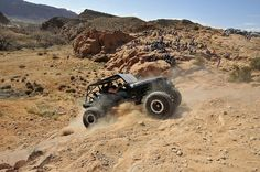 Tips for Attending the Easter Jeep Safari in Moab - Go to Potato Salad Hill at least one day